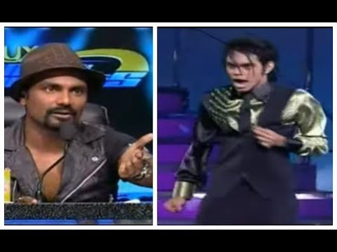 Dance Ke Superstars April 30 '11 - Prince video