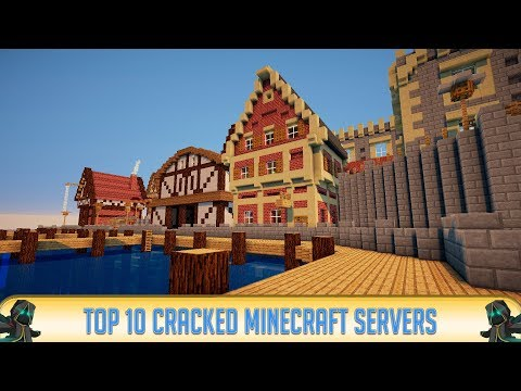 TOP 10 BEST CRACKED MINECRAFT SERVERS!   Minecraft 1.11.2 & 1.10   2017   HD