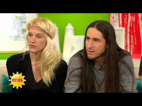 Walk Off The Earth - Interview on German Television Music Videos