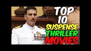 Top 10 Best Bollywood Suspense Thriller Movies | Hindi horror movies list 2016 | media hits