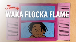 Waka Flocka Flame - You're On Punishment - FRAMES