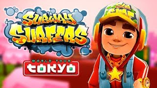 SUBWAY SURFERS TOKYO 2018 WORLD TOUR - JAKE STAR OUFIT MYSTERY BOXES OPENING