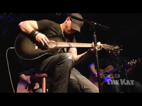 Brantley Gilbert - Kick It In The Sticks (kat Country Jam) video