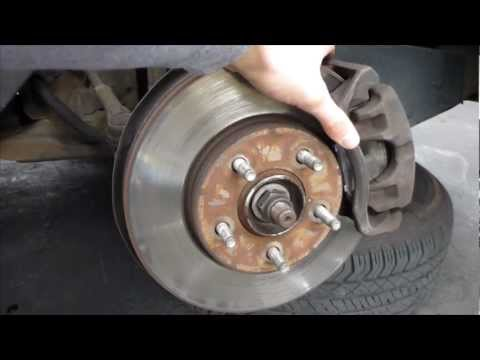 How to Change a Wheel Bearing (long and detailed version)