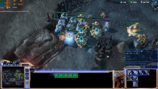 Starcraft 2. G4560 + GTX 1060 3GB Shadowplay @30fps 3mbps With Scanline Sync