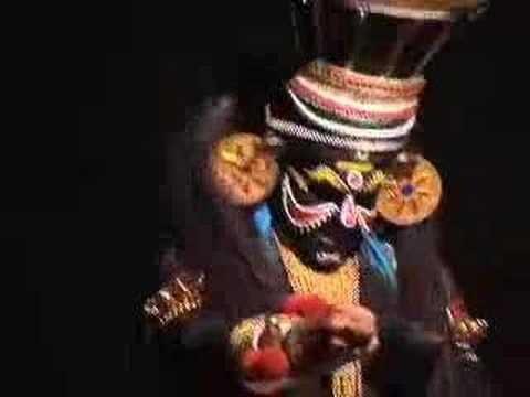 Kathakali In Kerala video