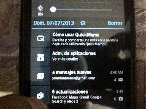 Jelly Bean 4.1.2 en L7 P-705G
