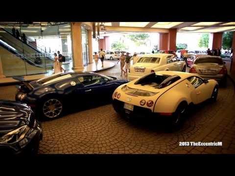 Eid week car spotting in Dubai - 4 x Bugatti Veyrons, Porsche Carrera GT and more!