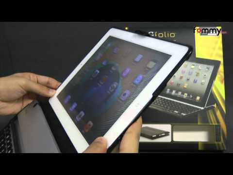 ZAGG™ Folio Case with Keyboard For iPad 2 Review in HD
