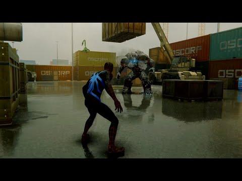 Человек-паук против Носорога и Скорпиона ► Marvel's Spider-Man ► Прохождение #16