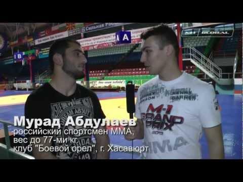Мурад Абдулаев: Закончу бой с Яковлевым досрочно