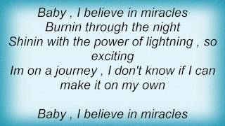 Watch Bee Gees I Believe In Miracles video