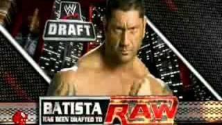 WWE Draft 2008 Recap
