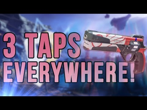 3 Taps Everywhere! Year 2 Hand Cannon Damage Breakdown (Destiny 2 Forsaken) thumbnail
