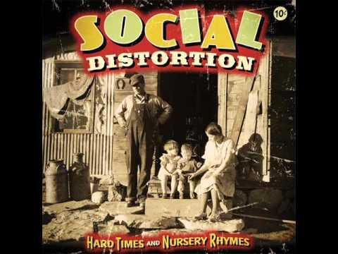 Social Distortion - Alone And Forsaken