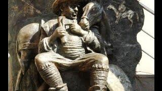 Yerevanum bacvel e Sancho Pansayi bronzadzuyl ardzane - 27.03.2015