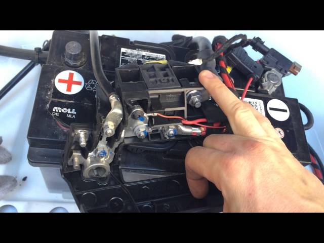 2009 Audi a4 Quattro Won't Start After Small Accident part ...