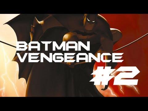 Batman Vengeance Gameplay/Walkthrough Part 2 - Teleporting Clown Guy
