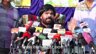 Vijaya T Rajendar Press Meet Clip 1