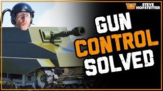 Gun Control Solved in Three Minutes - Steve Hofstetter