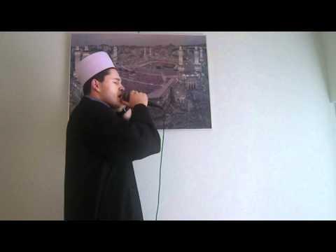 Dzemat Sabur Randers  Ezan Idriz Hasanovic