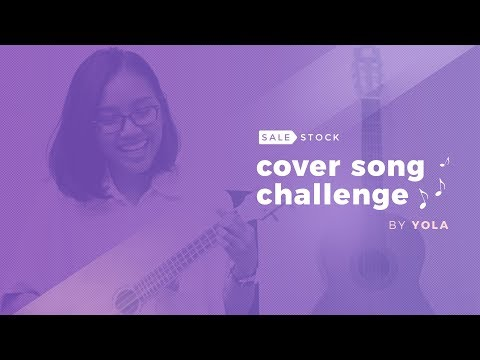 Cover Lagu Iklan Sale Stock by Yola