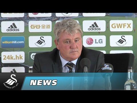 Swans TV - Reaction : Steve Bruce