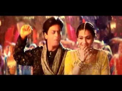 Alija 2008 Sar Saj Te Ove  Indiski - Shahrukh Khan & Kajol