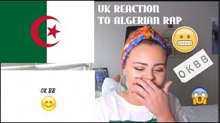 OK BB - El Badman x Mc Lama Reaction Video| UK REACTION TO ALGERIAN RAP|