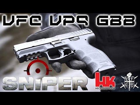 Heckler & Koch / VFC H&K VP9 GBB   Sniper-as.de