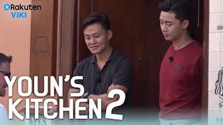 Youn's Kitchen 2 - EP2 | Park Seo Joon Speaks Spanish [Eng Sub]