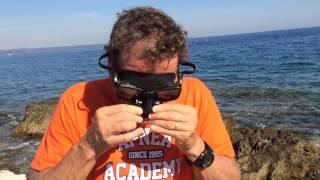 video tutorial su come usare il tappanaso OMER-NC1