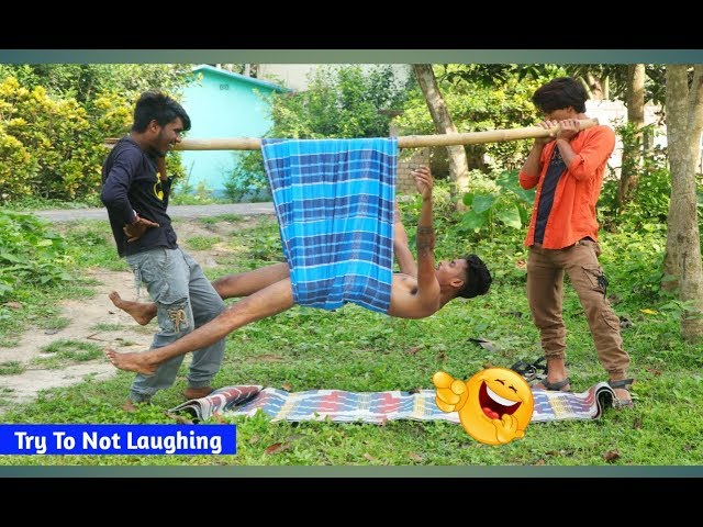Must Watch New Funny😃😃 Comedy Videos 2019 - Episode 19    Funny Ki Vines    thumbnail