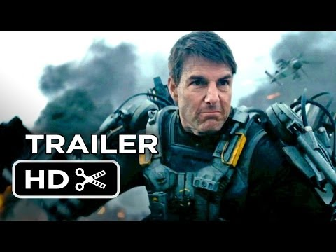 Trailer: Edge Of Tomorrow Starring Tom Cruise