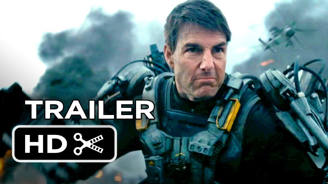 Edge Of Tomorrow Offic...