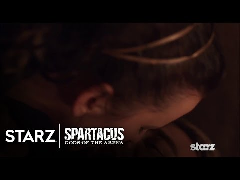 Spartacus | Gods of the Arena - The Gladiators | STARZ
