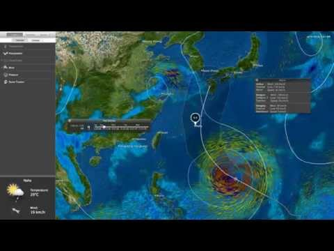 Typhoon Neoguri expected to become an intense typhoon near southern Japan