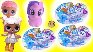 My Little Pony Squishy Mashems MLP Surprise Blind Bags -  Cookie Swirl Video
