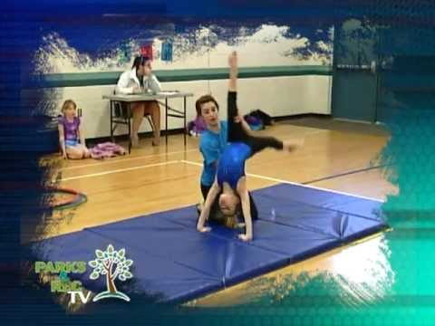 Parks & Rec TV: Gymnastics and Nature Fest
