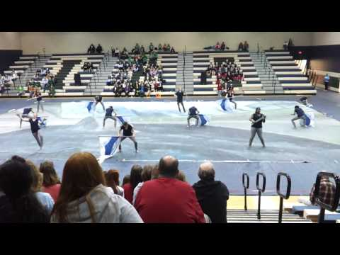 Independence High School Winter Guard - SCGC 2013 - Thompsons Station / Spring Hill, Tennessee
