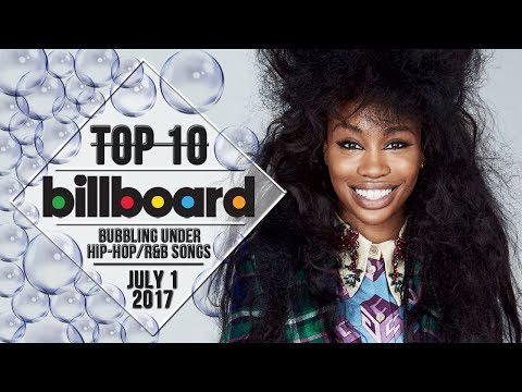Top 10 • US Bubbling Under Hip-Hop/R&B Songs • July 1, 2017 | Billboard-Charts