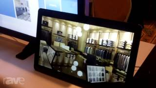 E4 AV Tour: Elo Shows 4201 Interactive Digital Signage Display, I-Series All-In-One Android System