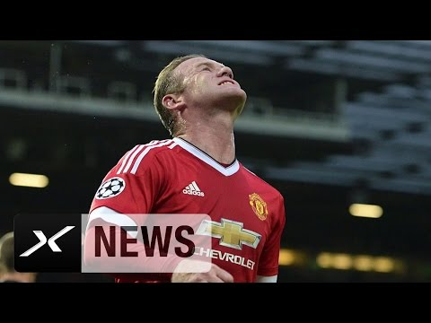 Sturmspitze Wayne Rooney: Wann platzt der Knoten? | Manchester United