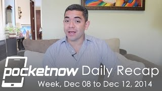 Apple Watch retail, Android Wear Lollipop, Nexus 6 comments & more - Pocketnow Daily Recap