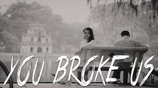 YOU BROKE US - Very Sad Emotional Piano Type Beat | Deep Oriental Rap Instrumental
