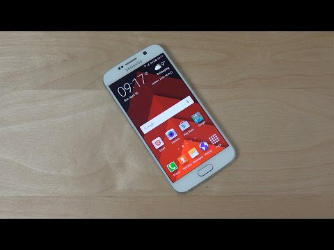 Samsung Galaxy S6 Chrooma Live Wallpaper - Review! (4K)