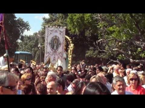 VIRGEN DEL ESPINO-  ÁVILA /  19-09-2010