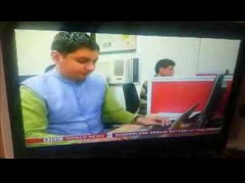 BBC World News - India Business report - Corporate executives joining politics