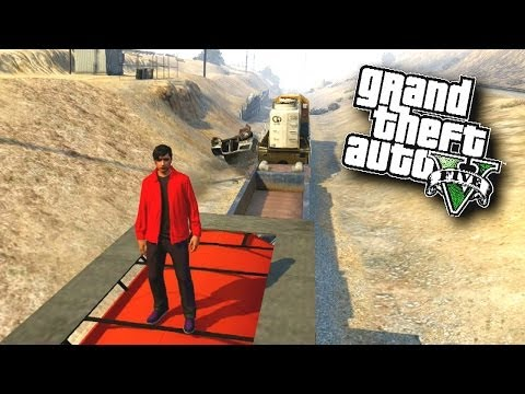 GTA 5 Funny Moments #110 With The Sidemen (GTA V Online Funny Moments)