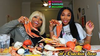Seafood Boil with SierraGlamshop from Love and Hip hop Atlanta